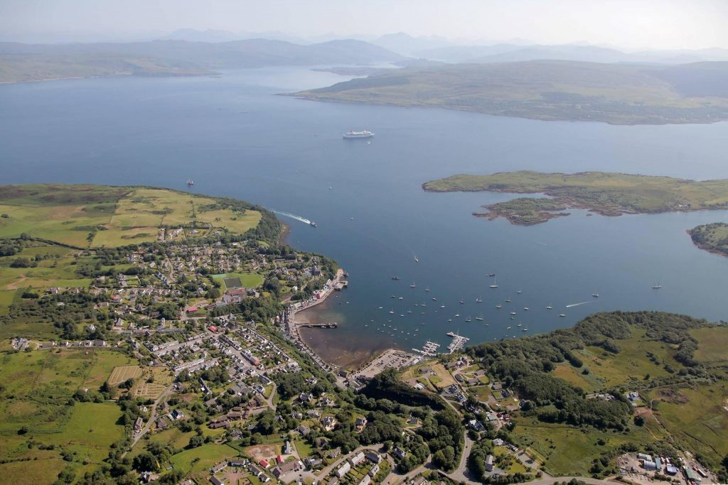 Growth sees need for harbour master in Tobermory