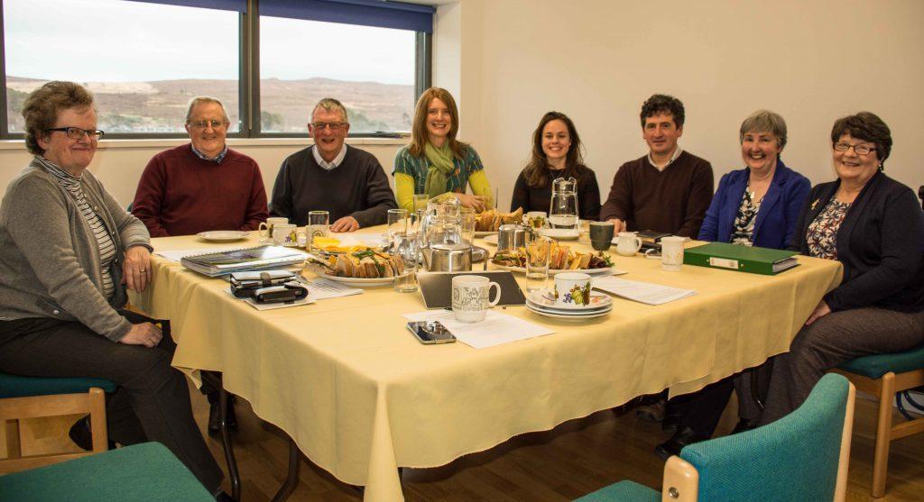 Positive talks between NHS Highland and islanders