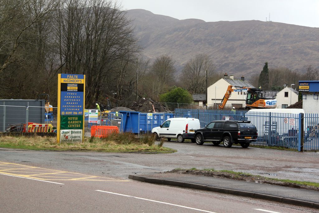 Fort William set to embrace another drive-through restaurant