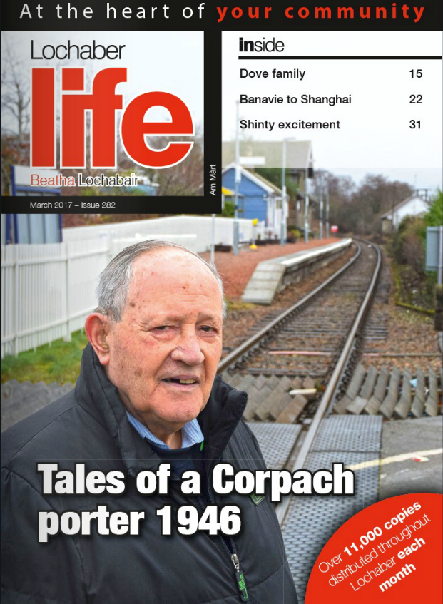 March issue of Lochaber Life