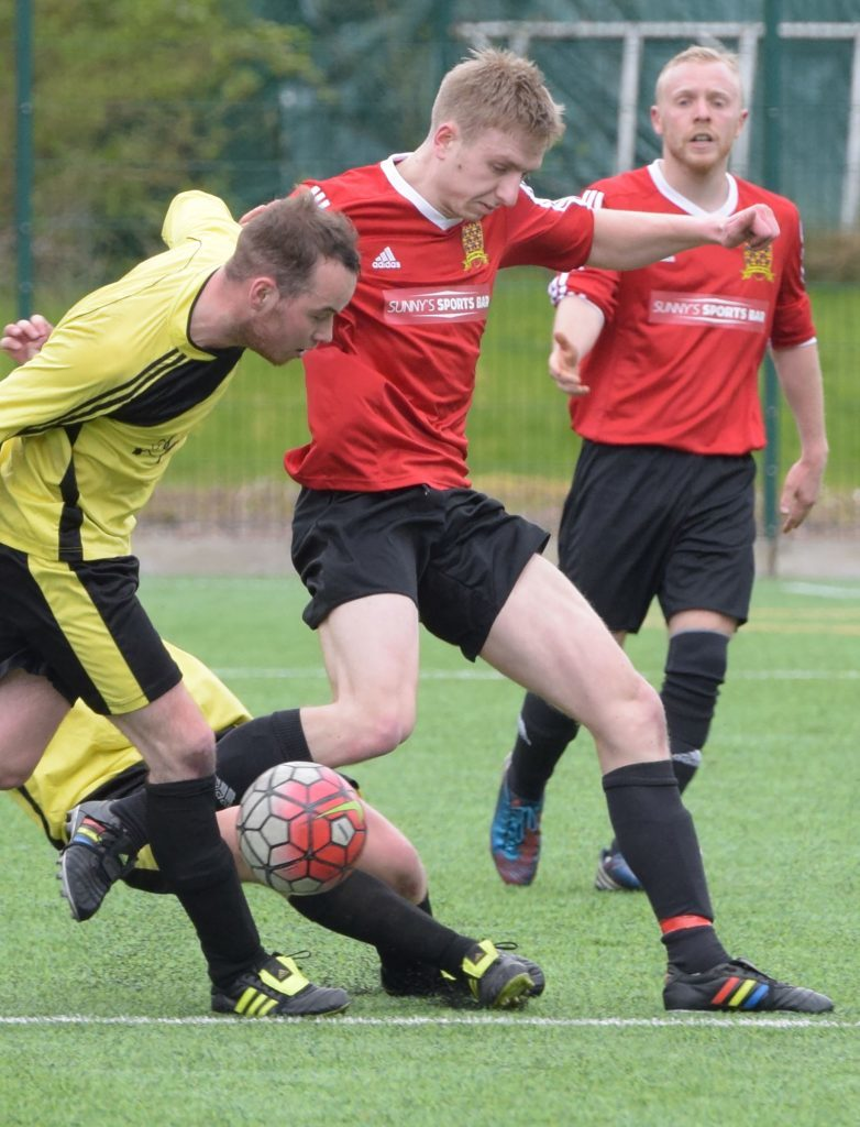Thistle put title party on hold
