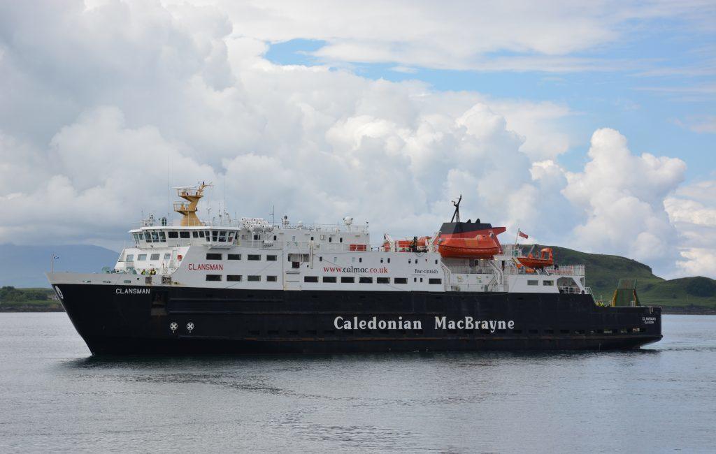 Ferry breakdown highlights CalMac's depleted fleet