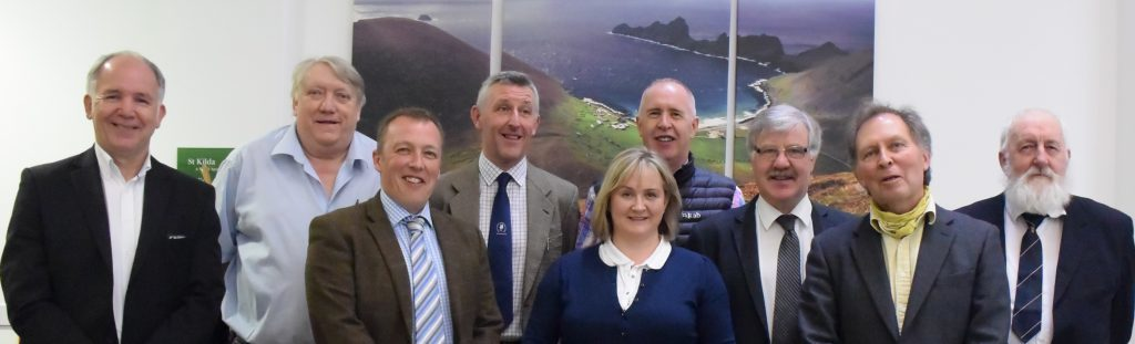 New crofting commissioners gather for first time