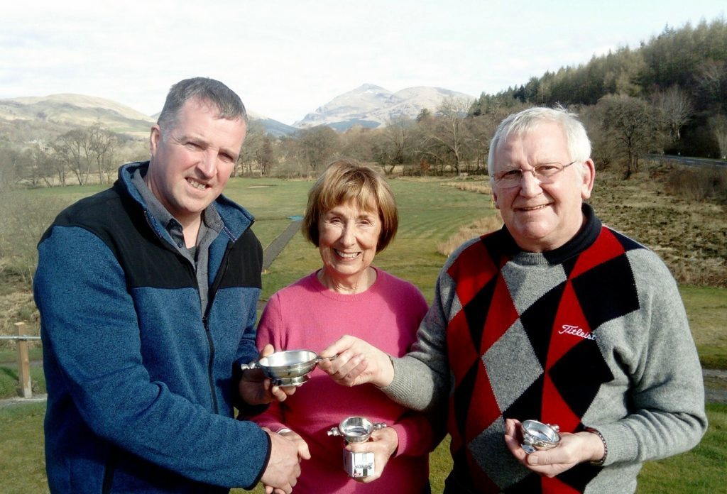 Dalmally golfers pays tribute to former greenkeeper and club stalwart