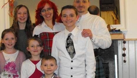 'Shameful' system sees Laggan family ordered back to Canada