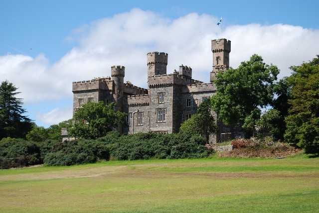 Lews Castle made final of Great British Buildings Restoration of the Year