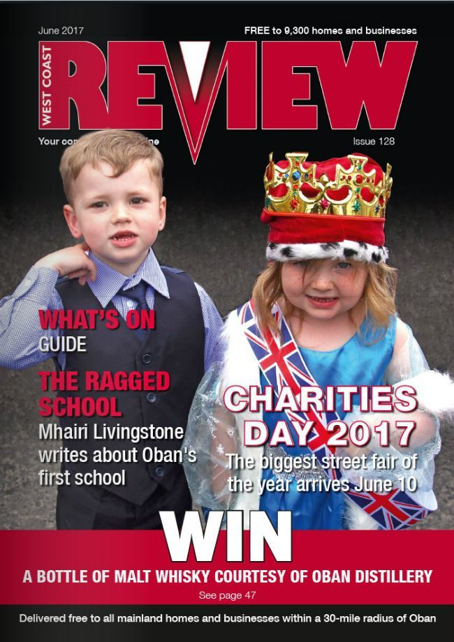 The June West Coast Review is out now!