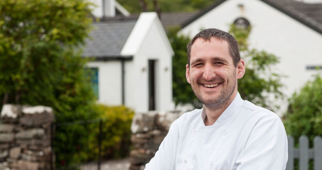 Skye restaurant is ranked in Europe's top 20