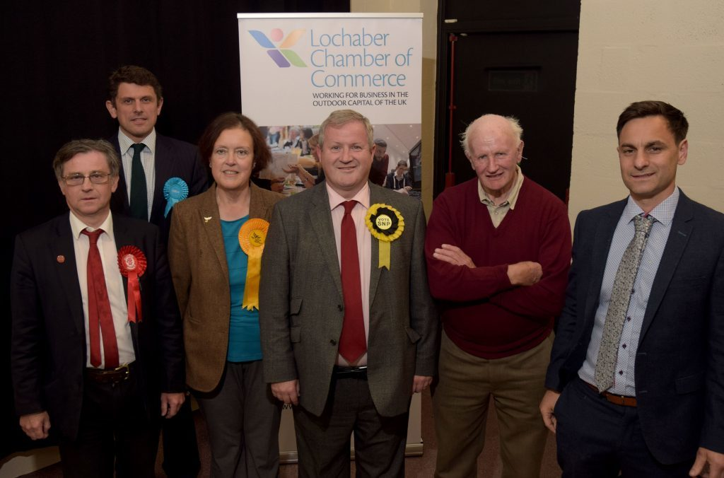 Election candidates quizzed by Lochaber audience