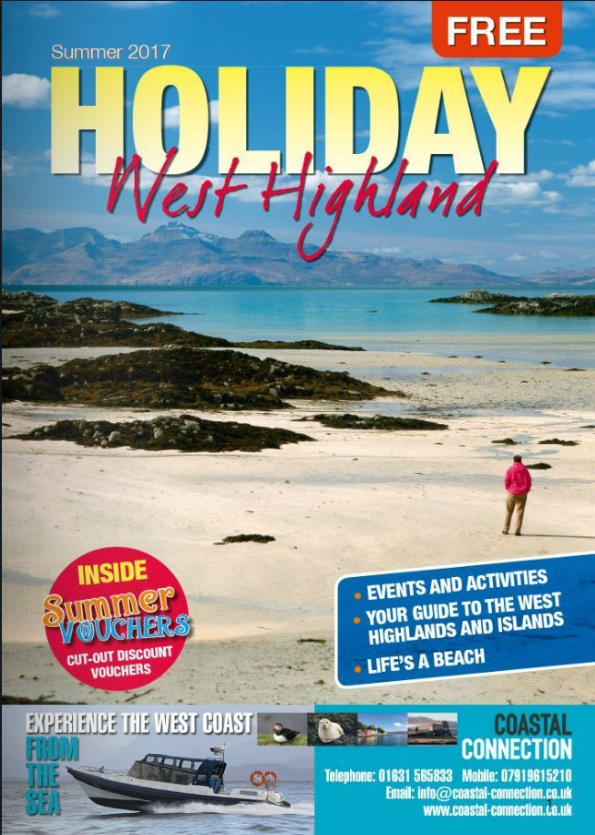 The Summer 2017 Holiday West Highland is out now!