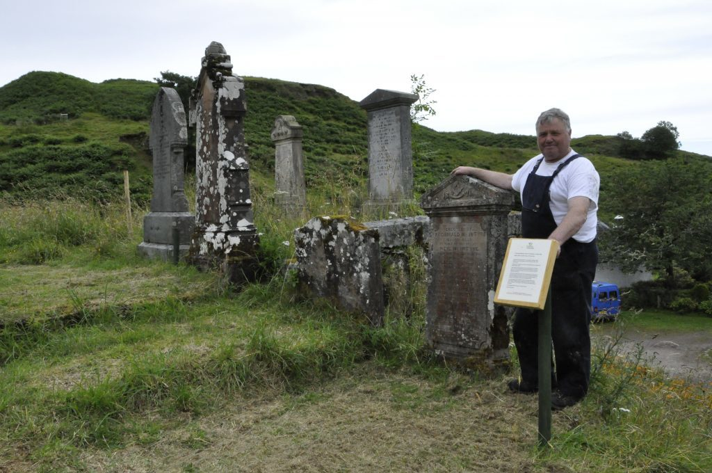 Memorial service for Kilbride First World War soldiers