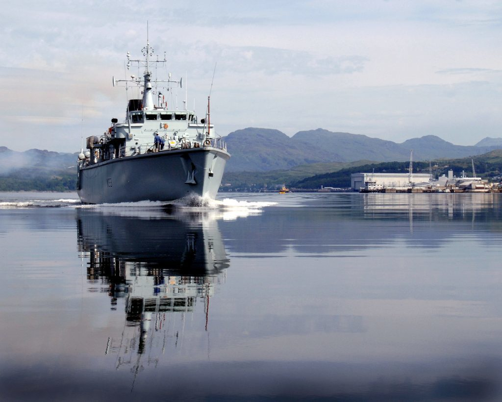 Argyll and Bute to be part of largest military exercise in Europe