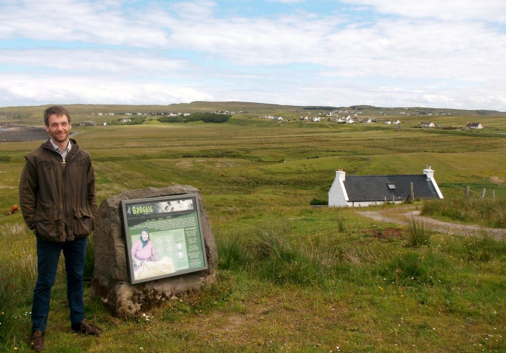 Manager joins Skye community trust to lead major heritage project