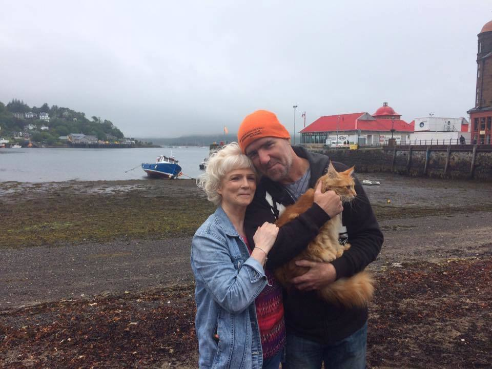 Oban couple set to wed after meeting on beach clean