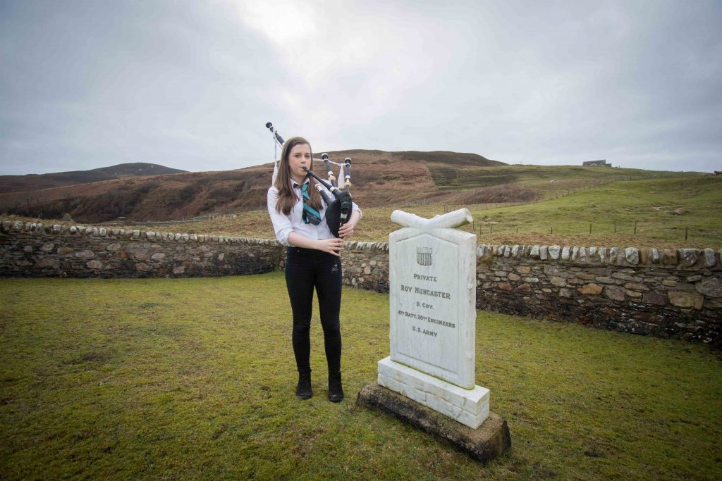 Islay prepares to honour war dead