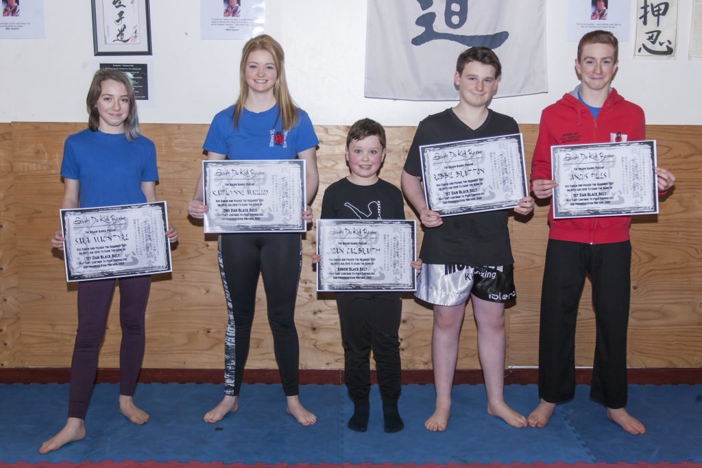 Martial arts, with Iain Rodger