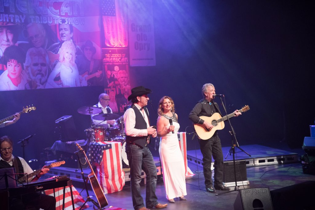 Fort William set for legendary Country show!