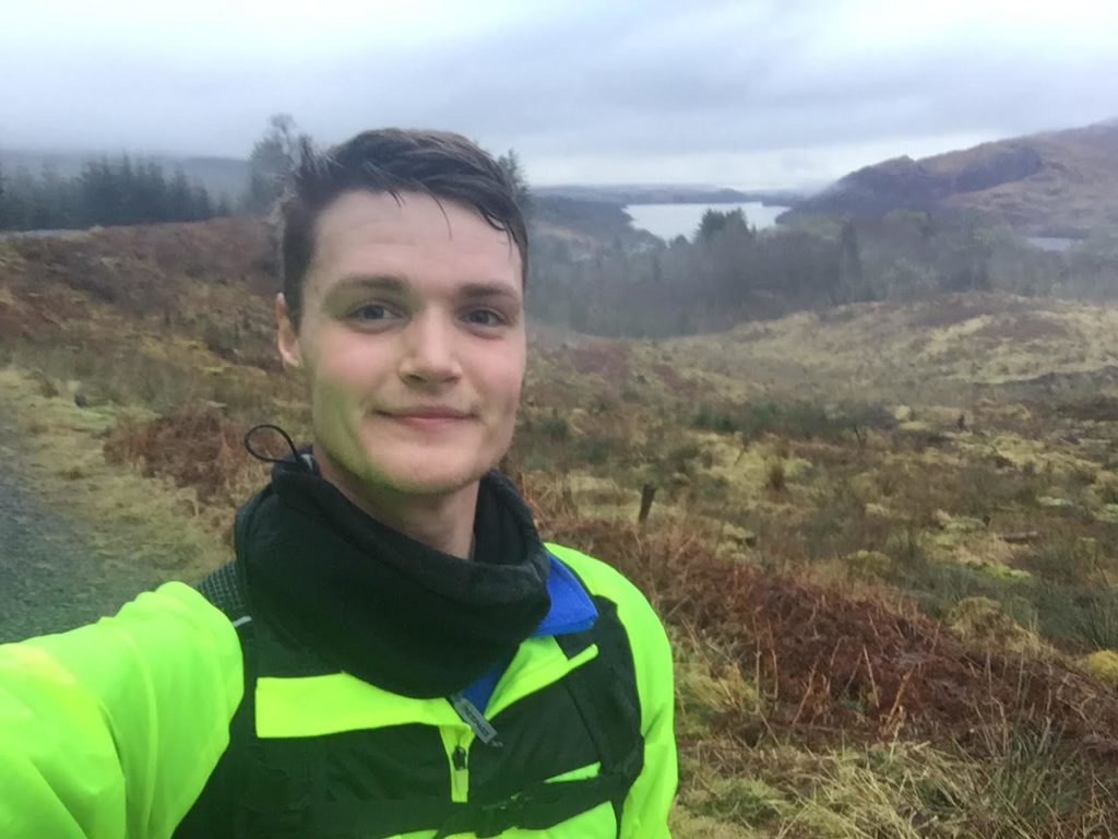 Ultramarathon man takes on challenge to help find Crohn's cure