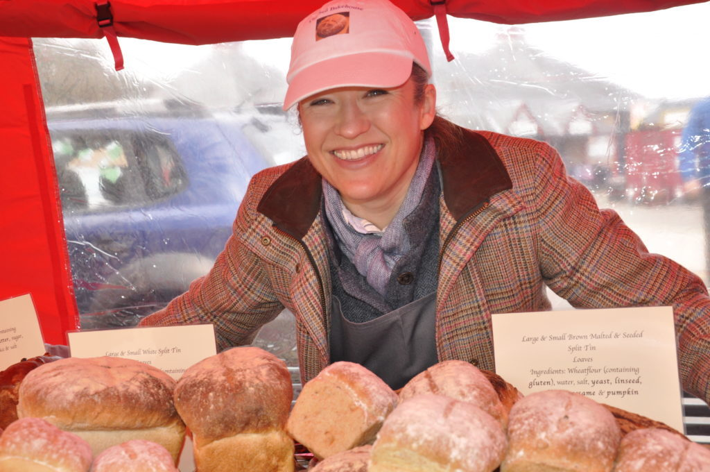 Local produce market gives a taste of Oban