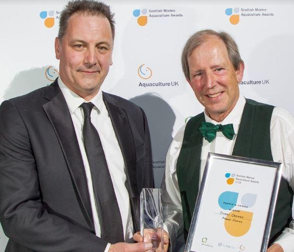Argyll man Stuart wins inaugural award