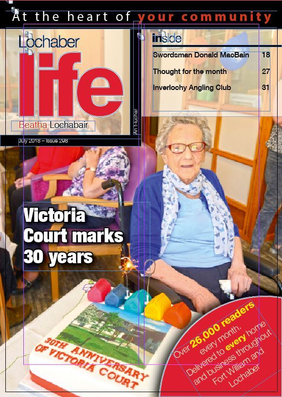 Lochaber Life – July 2018