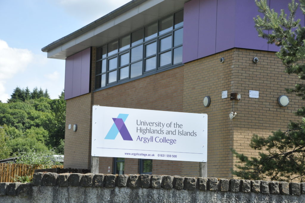 Audit reveals backlog of repairs at Argyll colleges