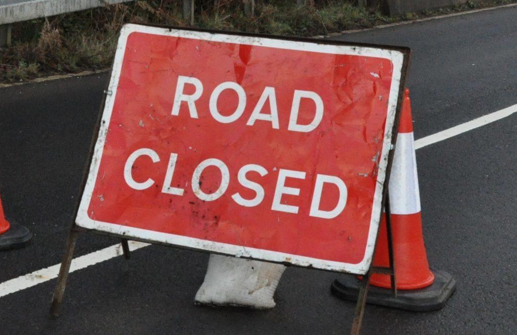 Dalmally to Inveraray road closed due to crash