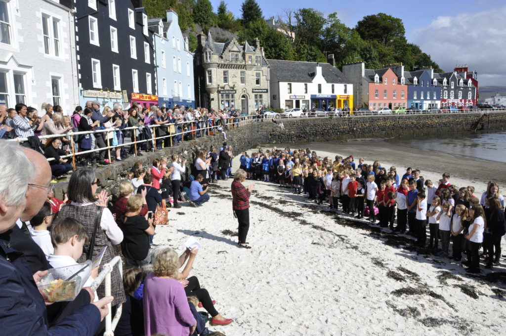 Mull local mòd to take place this Friday and Saturday
