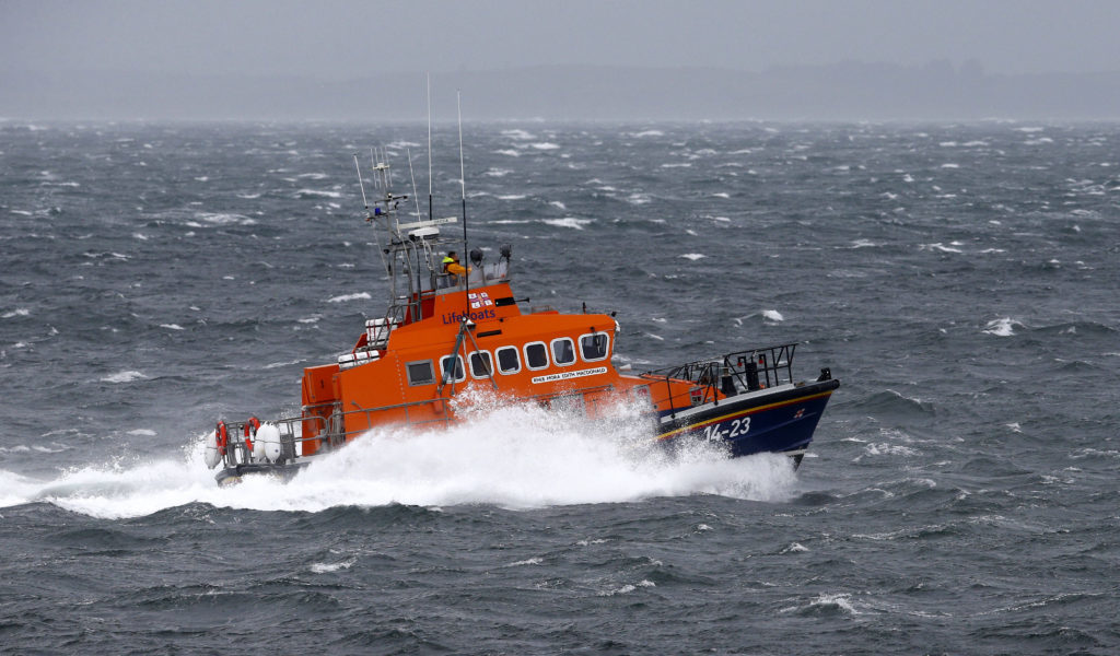 Oban lifeboat launches twice in one day