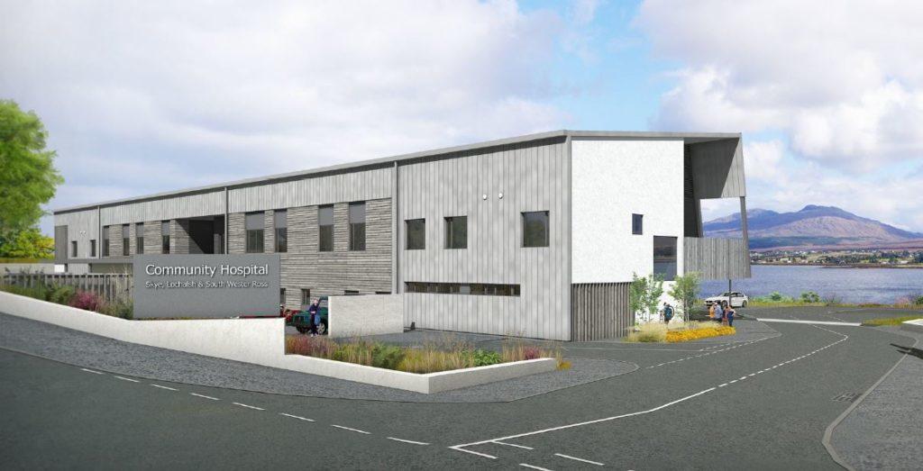 New Broadford Hospital designs up for public inspection