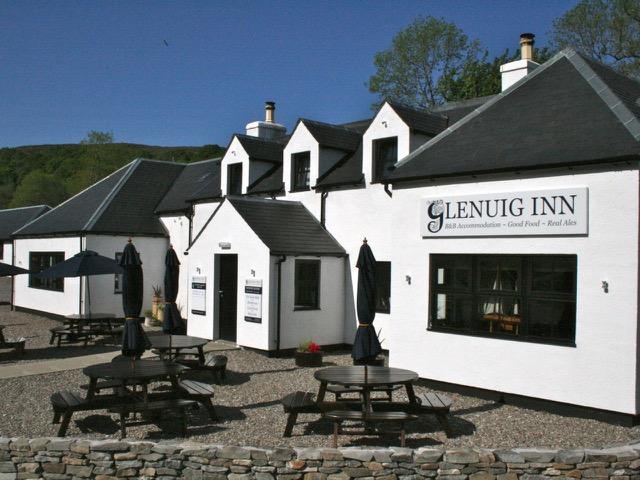 Glenuig Inn shortlisted for European eco award