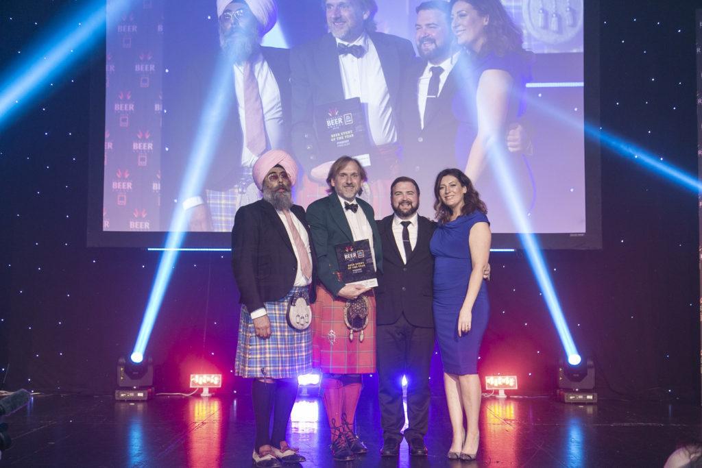 Fyne Ales toasts awards success