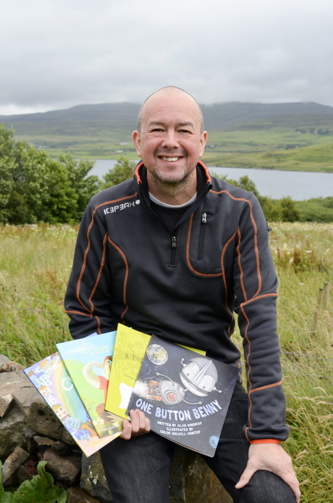 Oban publisher highly commended in Saltire Awards