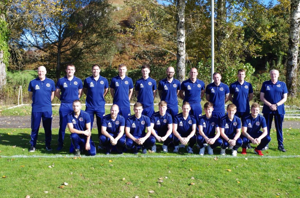 Saints on Scottish Cup duty this weekend