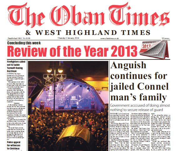 Oban Times PDF Archive 2014