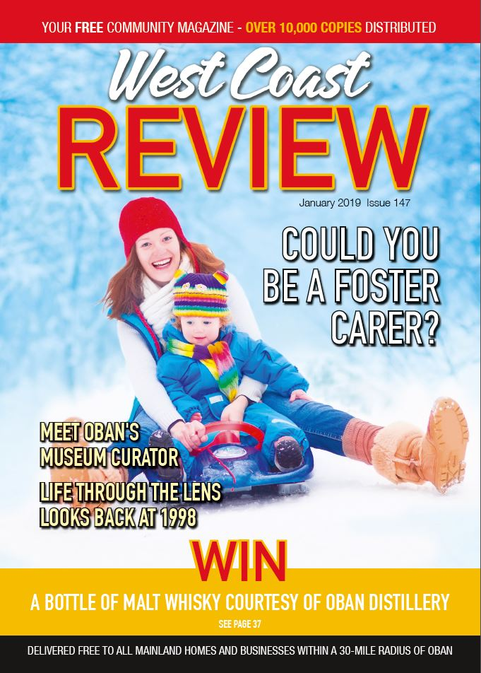 West Coast Review – January 2019