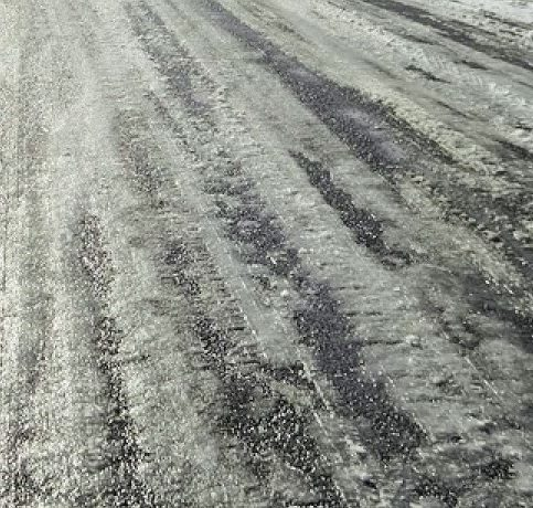 Councillor calls for common sense over Islay's ice-rink roads