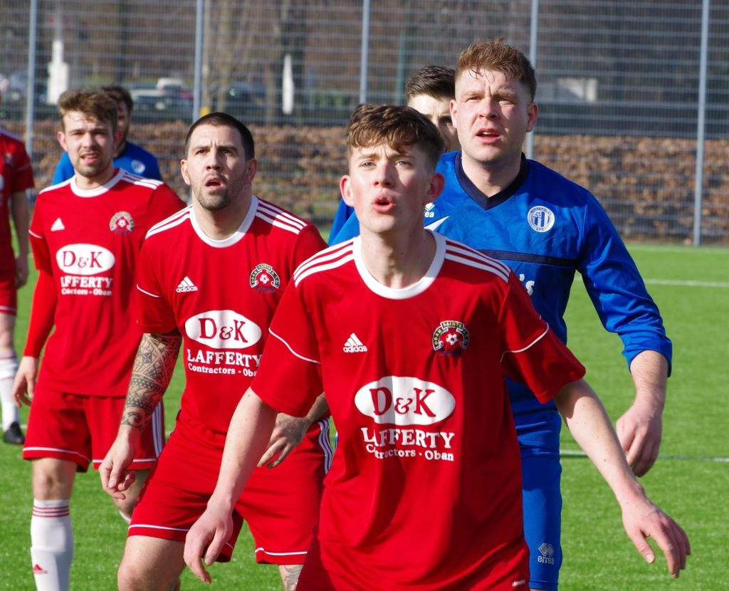 Oban Saints bag three vital league points