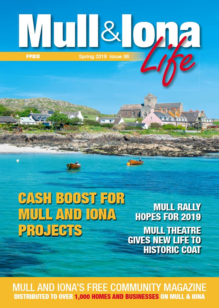 Mull and Iona Life – Spring 2019