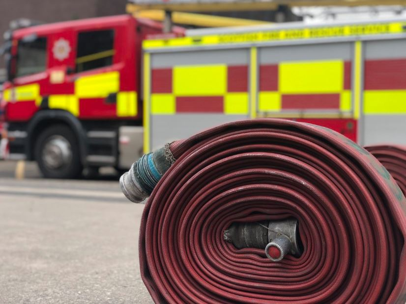 Fire warning issued over rubbish and waste build-up