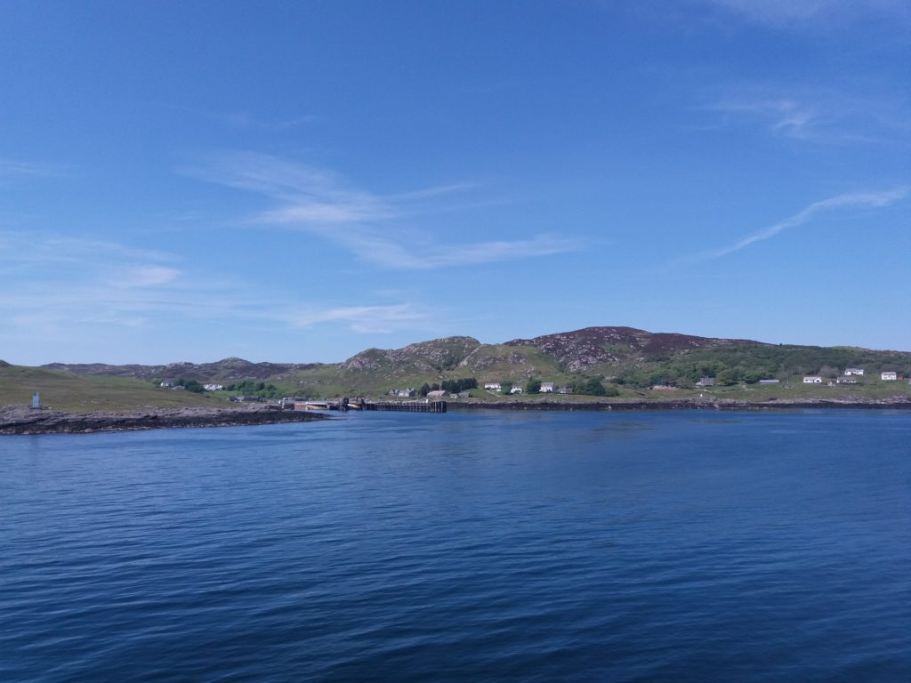 Two-day power cut affects whole of Colonsay