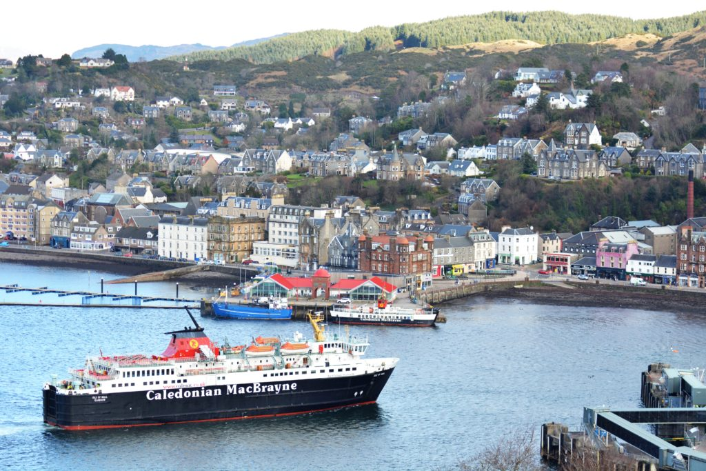 Petition urges CalMac to save space for islanders