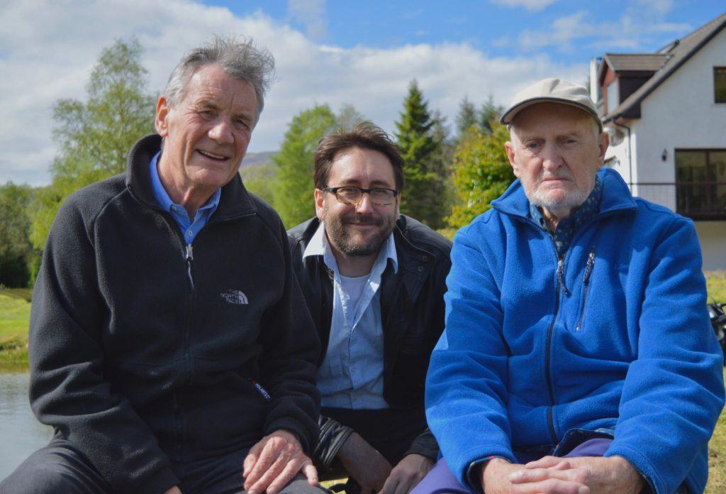 Hamish MacInnes documentary film screening on Skye