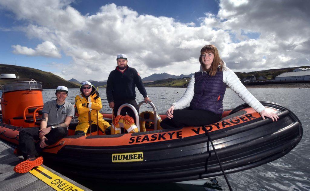 Skye marine tourism firm set to expand