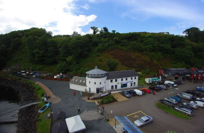 Plans move ahead for Tobermory's Solum
