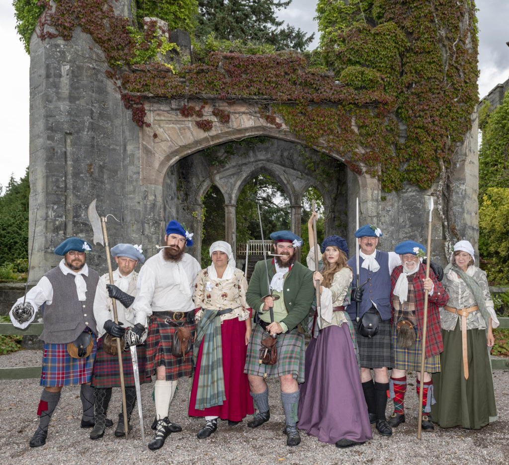 Armadale Castle to host Jacobite-themed event