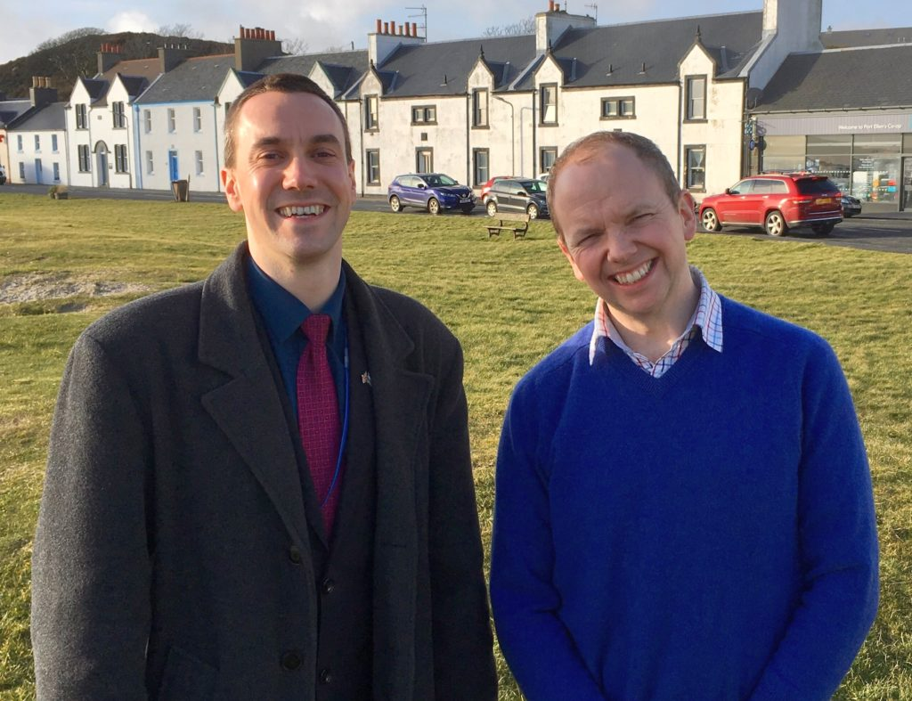 Conservatives welcome good news for Bowmore