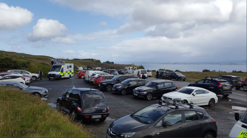 'Most difficult' part of Storr rescue was parking