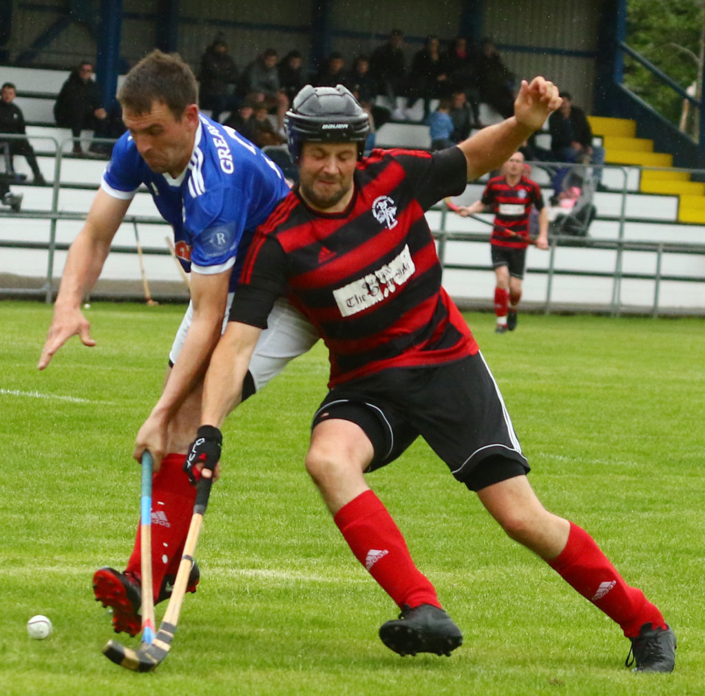 Camanachd Cup semi-final will be played in Oban
