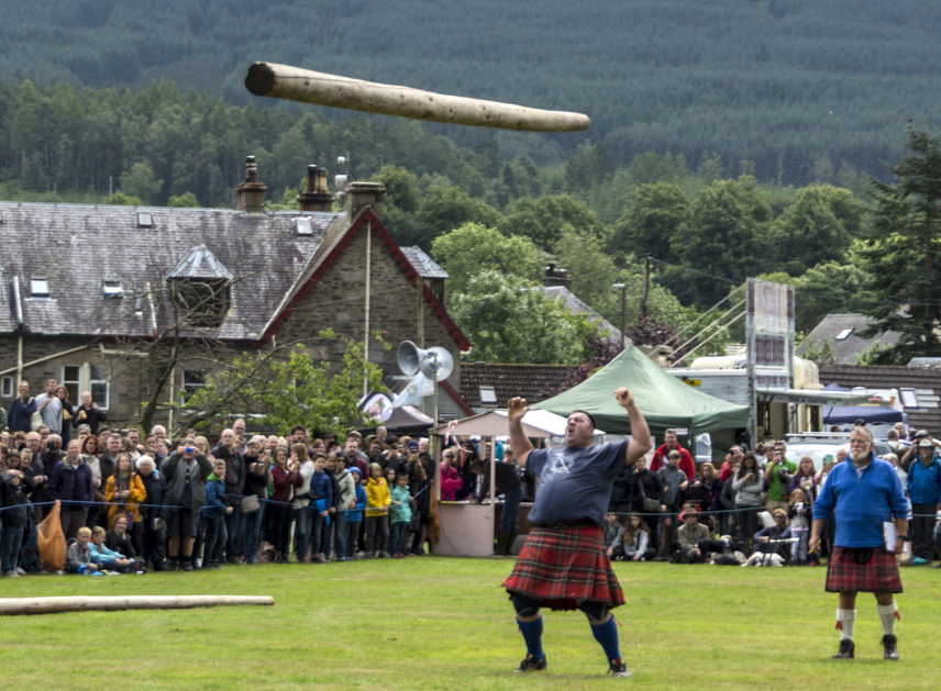 Killin Highland Games 2020 cancelled